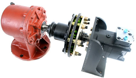 Hydraulic Motors - Bare Co USA